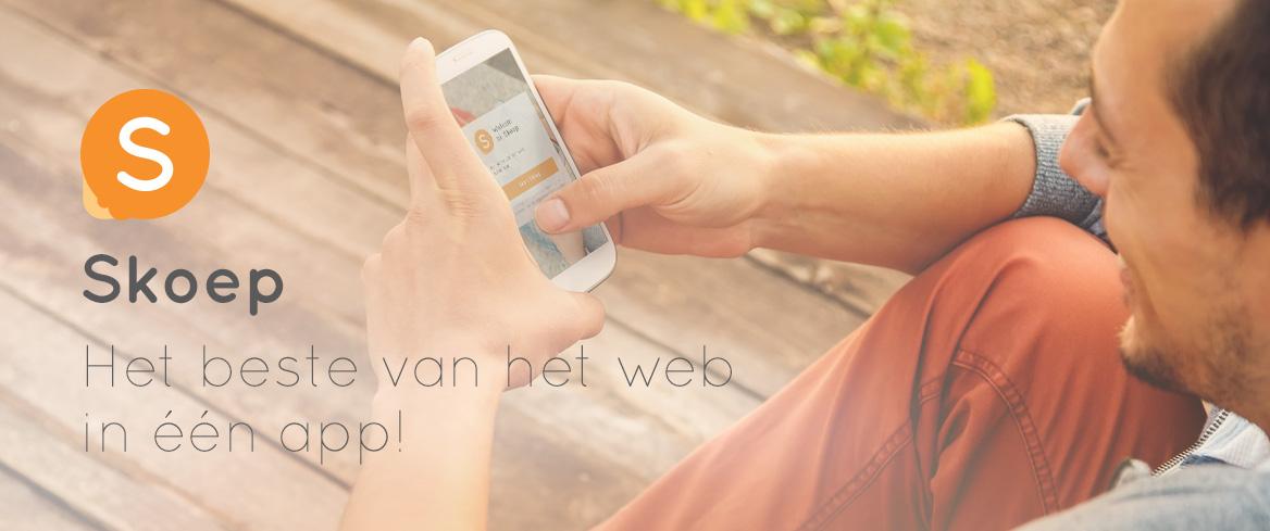 Skoep app