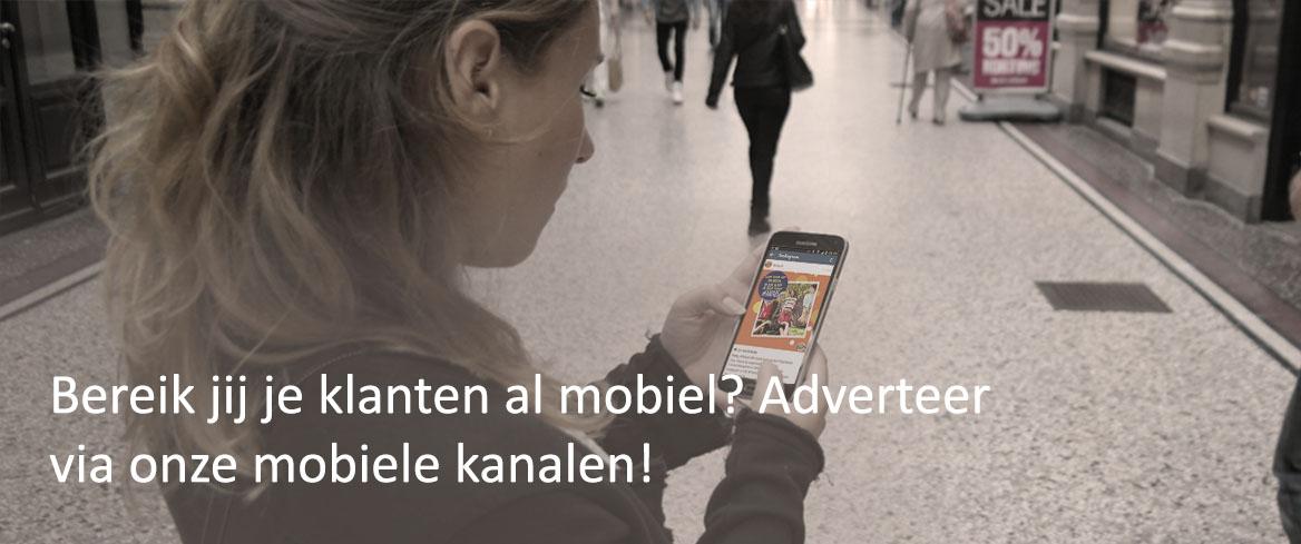 mobiel adverteren
